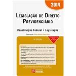 Livro - Legislação de Direito Previdenciário 2014 - Constituição Federal - Legislação