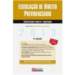 Livro - Legislação de Direito Previdenciário