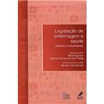 Livro - Legislação de Enfermagem e Saúde: Histórico e Atualidades