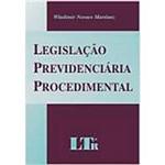 Livro - Legislação Previdenciária Procedimental