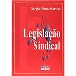 Livro - Legislaçao Sindical