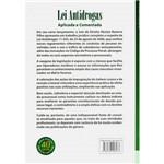 Livro - Lei Antidrogas - Aplicadas e Comentadas
