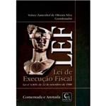 Livro - Lei de Execução Fiscal