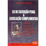Livro - Lei de Execução Penal & Legislação Complementar
