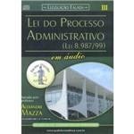 Livro - Lei do Processo Administrativo III - Lei 8.987/99 - Audiolivro