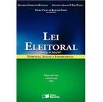 Livro - Lei Eleitoral: Lei 9.504/97: Estrutura, Análise e Jurisprudência