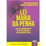 Livro - Lei Maria da Penha