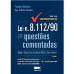 Livro - Lei N. 8.112/90 em Questões Comentadas