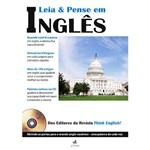 Livro - Leia e Pense em Inglês