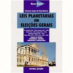 Livro - Leis Planetárias em Eleições Gerais