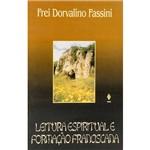 Livro - Leitura Espiritual e Formação Franciscana