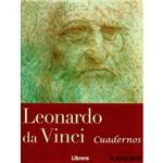 Livro - Leonardo da Vinci: Cuadernos