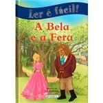 Livro - Ler é Fácil: a Bela e a Fera