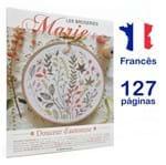 Livro Les Broderies de Marie & Cie Nº 4 - Douceur D´Automne