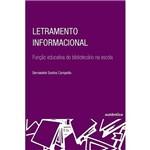 Livro - Letramento Informacional Função Educativa do Bibliotecário na Escola