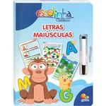 Livro - Letras Maiúsculas - Escolinha Todolivro