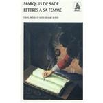 Livro - Lettres a Sa Femme