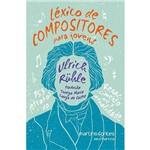 Livro - Léxico de Compositores para Jovens