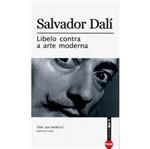 Livro - Libelo Contra a Arte Moderna