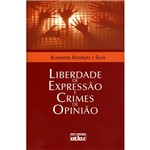 Livro - Liberdade de Expressão e Crimes de Opinião