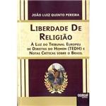 Livro - Liberdade de Religião