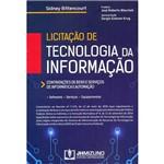 Livro - Licitação de Tecnologia da Informação