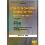 Livro - Licitações e Contratos Administrativos