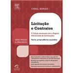 Livro - Licitações e Contratos - Série Provas e Concursos