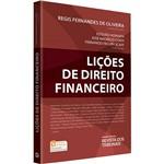 Livro - Lições de Direito Financeiro