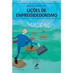 Livro - Lições de Empreendedorismo
