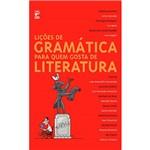 Livro - Lições de Gramática para Quem Gosta de Literatura