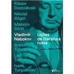 Livro - Lições de Literatura Russa