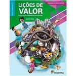 Livro - Lições de Valor - Educação Financeira Escolar