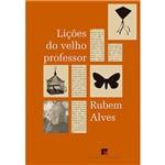 Livro - Lições do Velho Professor