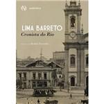 Livro - Lima Barreto Cronista do Rio