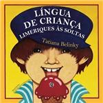 Livro - Língua de Criança - Limeriques às Soltas