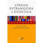 Livro - Língua Estrangeira e Didática