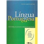 Livro - Língua Portuguesa - Atividades de Leitura e Produção de Texto - 3 Ed.