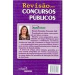 Livro - Língua Portuguesa - Revisão para Concursos Públicos