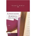 Livro - Linguagem Jurídica: Semiótica, Discurso e Direito