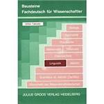 Livro - Linguistik
