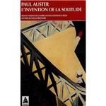 Livro - L'Invention de La Solitude