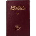 Livro - Liturgia das Horas: Vol. 4