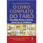 Livro - Livro Completo do Tarô: um Guia Passo a Passo para Ler as Lâminas