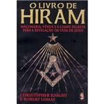 Livro - Livro de Hiram, o