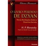 Livro - Livro Perdido de Dzyan, o