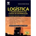 Livro - Logística e Gerenciamento da Cadeia de Distribuição