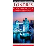 Livro - Londres: Guia e Mapa - a Cidade na Palma da Mão
