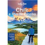 Livro - Lonely Planet Chile e Ilha de Páscoa