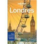 Livro - Lonely Planet Londres